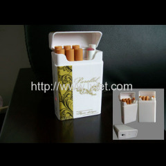 Electronic cigarettes with Plastic Case PCC