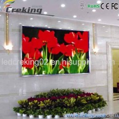 P6 Indoor LED advertising screen