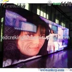 P16 DIP546 Full color Advertising LED Screen