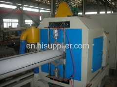 Pe black and yellow jacket pipe production line