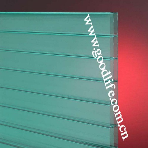 triple-wall polucarbonate sheet