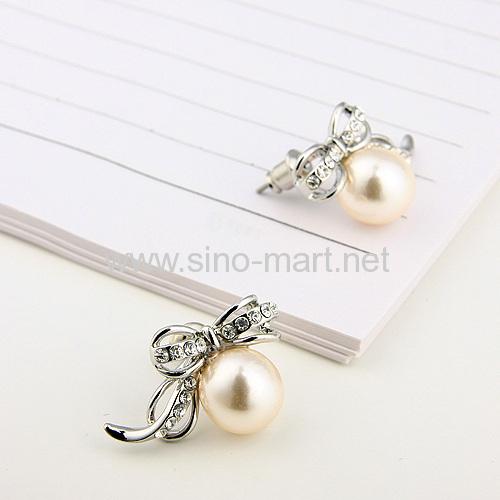 Pearl Cute Earings