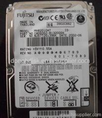 laptop ide 10gb hard disk drive