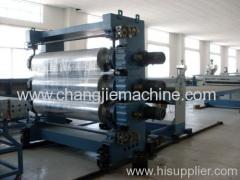 PVC board making machine