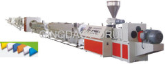 PVC pipe extrusion production equipment