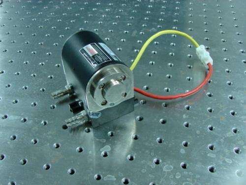 QCW Diode Pumped Nd:YAG Laser Modules (QCW DPSS Laser Module)