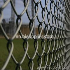 electro galvanized fence mesh