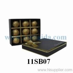 Chocolate Paper box