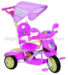 baby tricycle with Spaceship