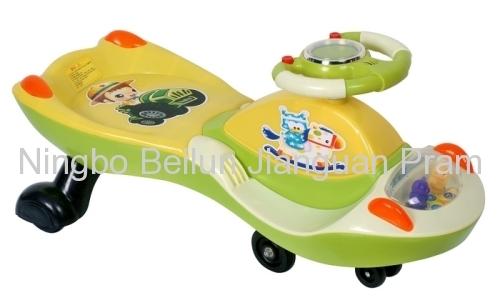 new baby swing car
