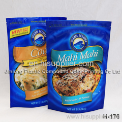 frozen food packaging bag