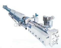 PERT pipe making production line