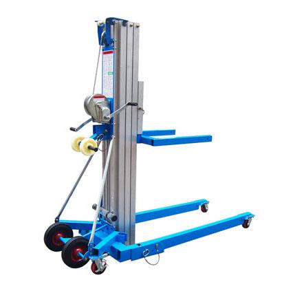 Hand Stacker Aluminum Alloy Material Lift Lga Manufacturer