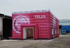 exhibition inflatable tent