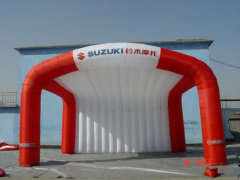 PVC tent inflatable, tents