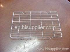Welded Barbecue Grill Netting