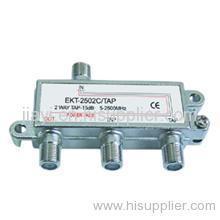 EKT-2502C TAP-15dB SPLITTER