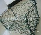 Pvc coated gabion baskets
