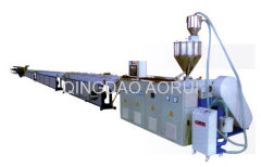 PE-RT pipe making production line