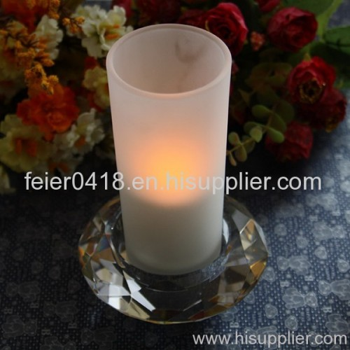 led craft tealight candle