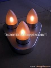 led battery control candle