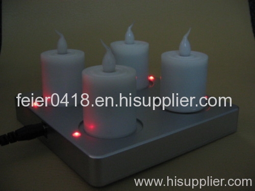 craft erchargeable candle