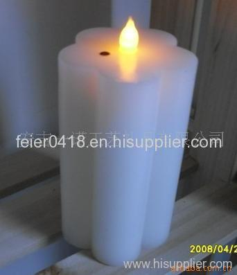 blow on-off candle light