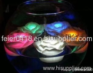 led floating candle