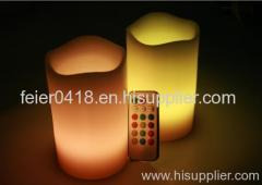 led remote candle