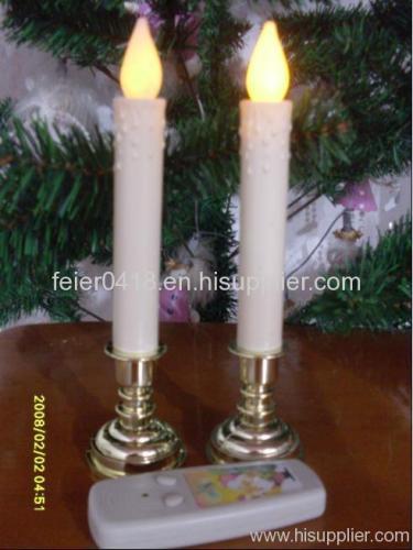 led remote candle light