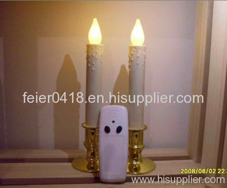 remote candle light