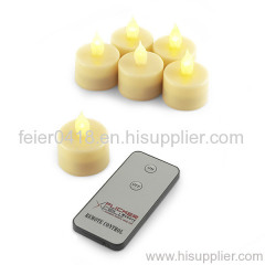 electronic remoet candle