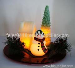 led festival candle