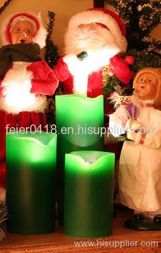 led flameless candle light
