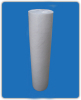 Reverse osmosis water filter cartridge