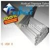 titanium tube titanium capillary tube