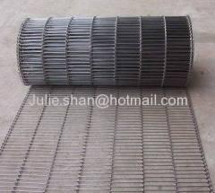 304 SS Conveyer belt nets