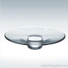 pressed glass plate