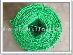 PVC Barbed Wire Coil
