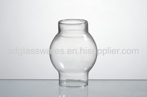 clear glass lamp shade