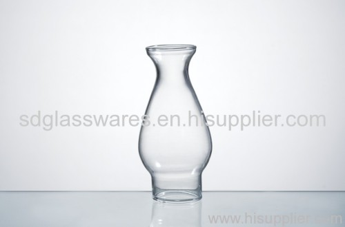 clear glass lamp shade for decoration