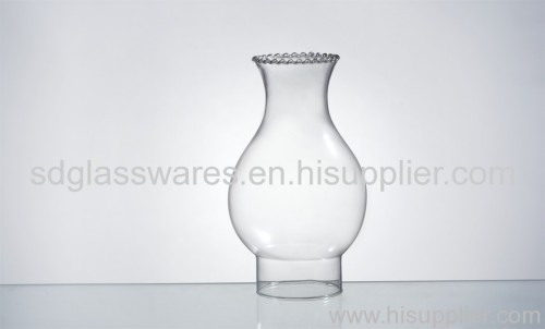 latest clear glass lamp shade