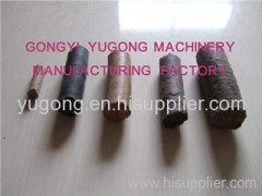 SJM-5 corn cob charcoal briquetting machine with cost-effective price