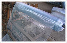 galvanized iron insect screening