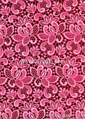 solubility lace fabric