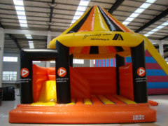 ICB-911 Inflatable combo, bounce hosue, bouncy castle