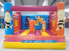 bounce house, bouncy castle