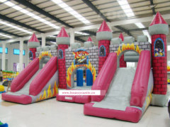 ICB-917 X-MEN bouncy castle, bounce house
