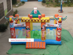 ICB-919 Indians bouncy castle, bounce house