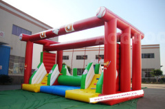 ICB-920 Backyard play bounce house, bouncy castle